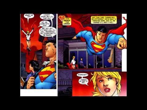 The Infinite Crisis Event Book 38:  Adventures of Superman 649