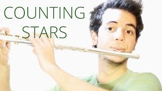 Counting stars - OneRepublic - Flute Cover - MartimOnFire (sheet available)