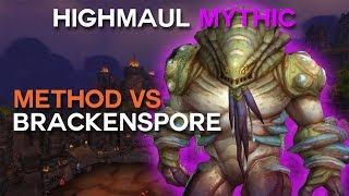 Method vs Brackenspore Mythic