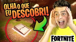 BUNKER SECRETO NO FORTNITE : BATTLE ROYALE !!!! € JonPlays