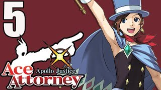 Ace Attorney: Apollo Justice (Blind) -5- The Wright Job?
