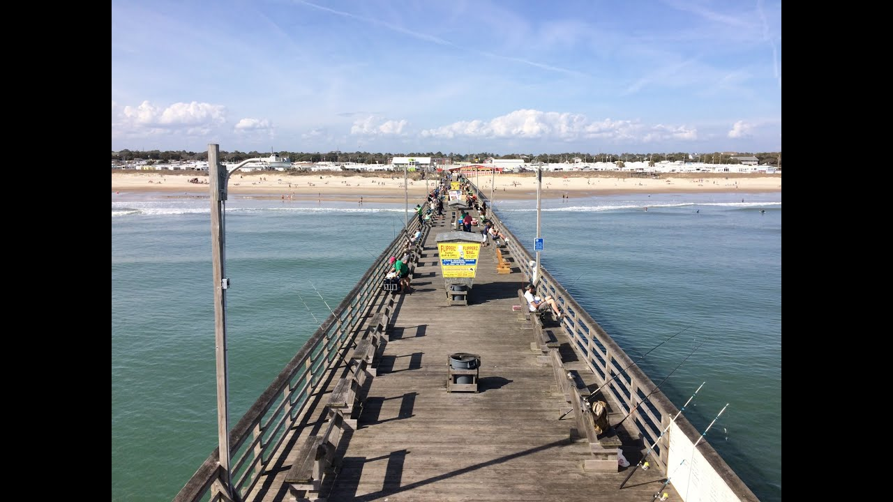 Opening weekend 2016 season bogue inlet fishing pier for Fishing report emerald isle nc