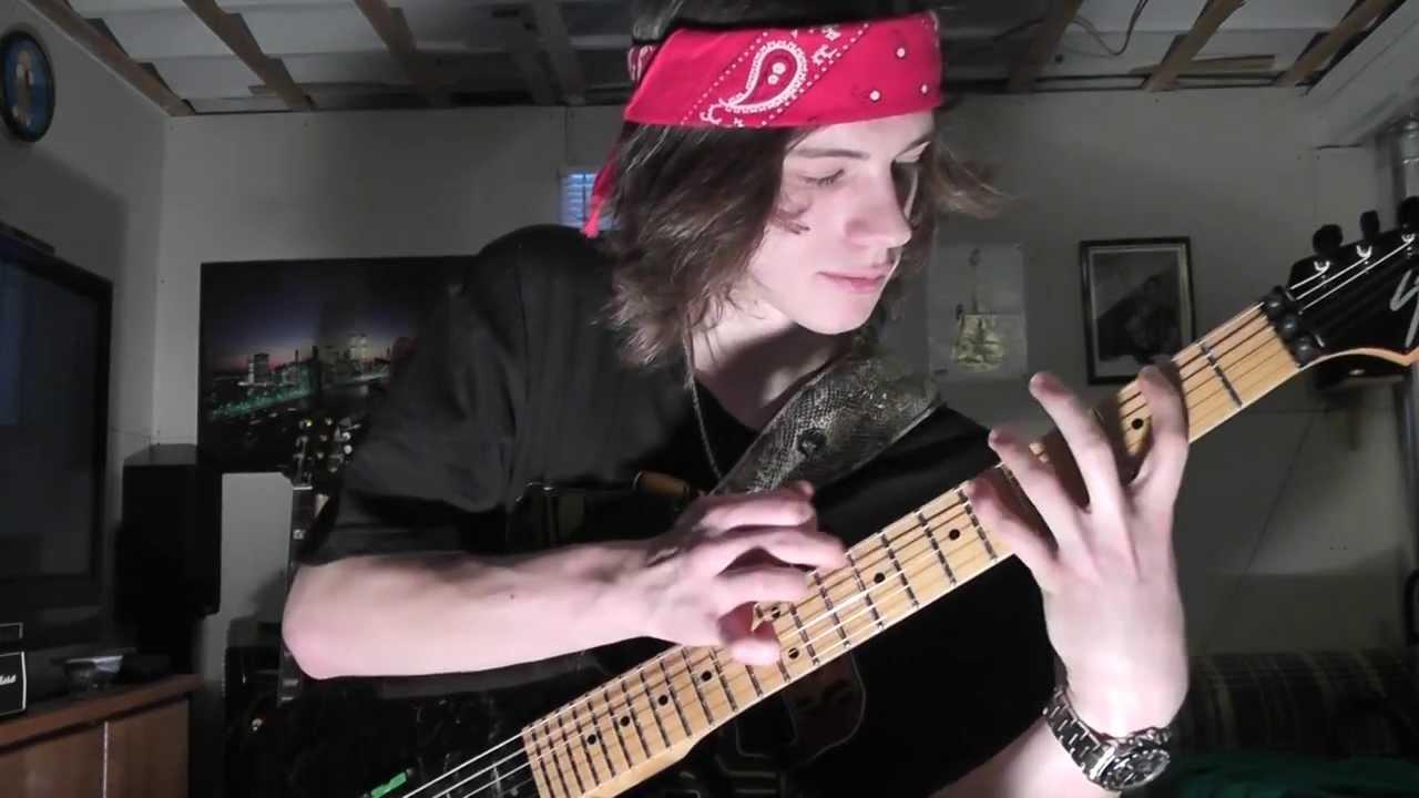 Van Halen Spanish Fly Cover Youtube