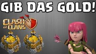 GIB DAS GOLD! || TROLL ACCOUNT || CLASH OF CLANS || Let's Play CoC [Deutsch/German HD]