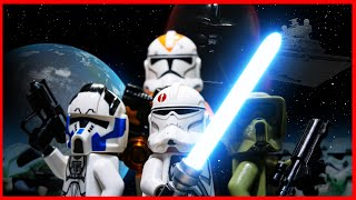 LEGO Star Wars: The Legend of the Last Clone Troopers (Stop Motion Movie)