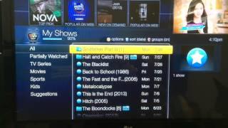 TiVo summer 2014 Update