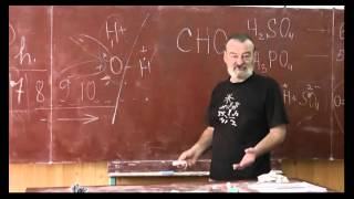 19 Химия органическая и неорганическая