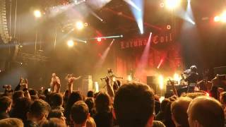Lacuna Coil - Intro / Ultima Ratio / Spellbound (Live Wroclaw 2017)
