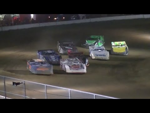 RUSH Crate Late Model Heat Two | McKean County Raceway | Fall Classic | 10.11.14