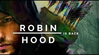 Robin Hood book trailer