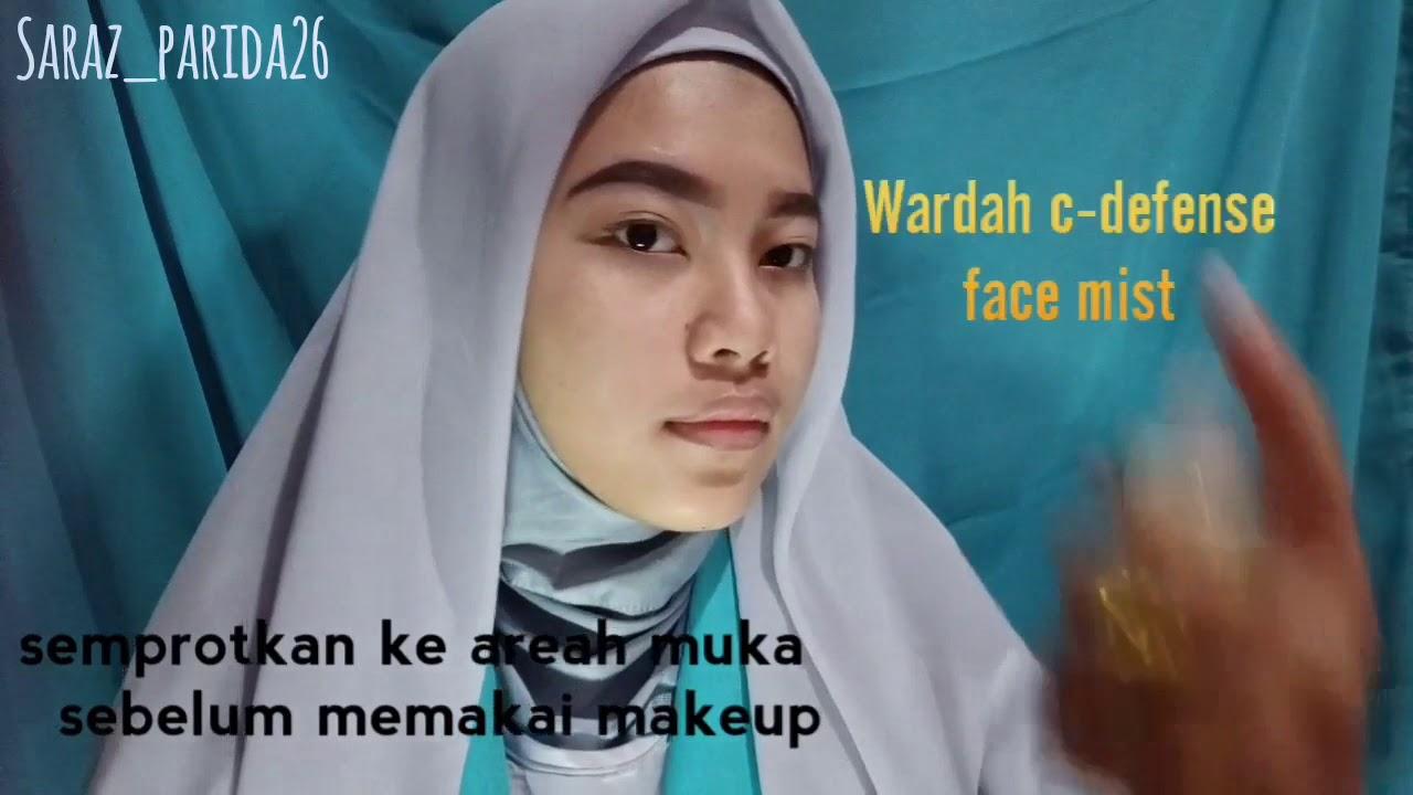 Tutorial Sop Makeup Wardah Tutorial Hijab Sop Wardah Youtube