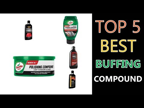 Best Buffing Compound