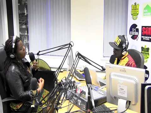 Sol Station - Alfa Kuabo Interview Candy Scent on Mwangole Show