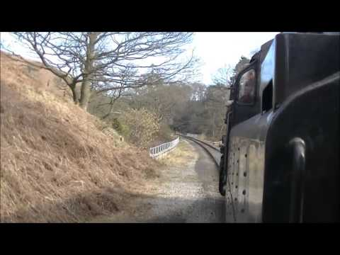North Yorkshire Moors Railway Silver Timetable Sunday 27th March 2016