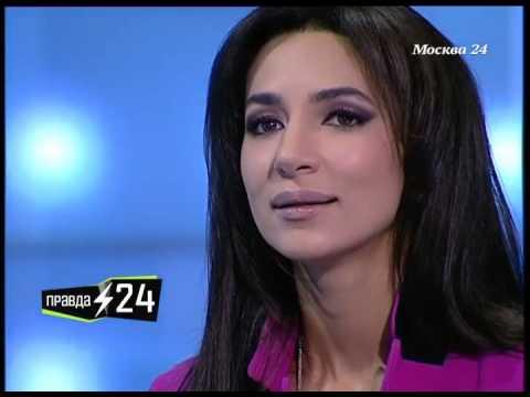 """""""Правда 24"""": Певица Зара рассказала о своих корнях и детях"""