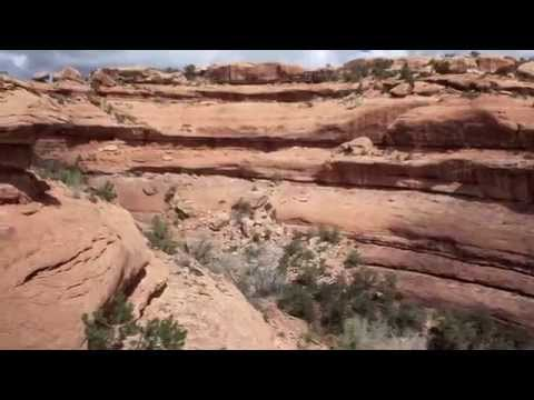 On the Colorado Plateau -  Ch. 6 The Moon House, Ancient Puebloan Ruins