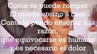 Marc Anthony - Cambio de Piel con letra