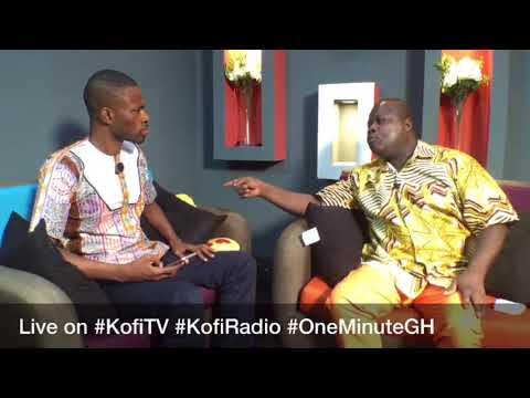 ODIIFO KWABENA TAWIAH TALKS ABOUT SHATTA WALE AND EBONY, PREDICTS SERIOUS EARTHQUAKE IN GHANA