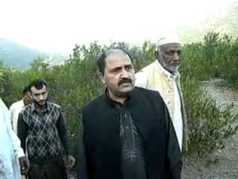 Asif Rabbani (PPP) President tehsil kahuta (By Aamir Khalil Mughal)