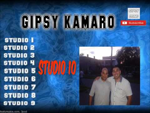 Gipsy Kamaro studio 1 do10 ___ 4 - hod hod Pocuvania