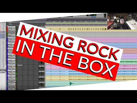 Mixing Rock in the Box with Headphones - Warren Huart: Produce Like A Pro