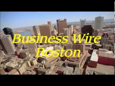 Business Wire Boston Holiday Card 2015