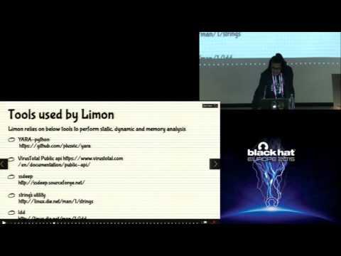 Automating Linux Malware Analysis Using Limon Sandbox