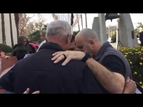 FULL: Prayer rally for Tastries Bakery in Bakersfield, California