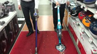Dyson v6 vs TEFAL TY 8871 RO Air Force