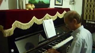 Hoài cảm - Đệm hát piano - Boston