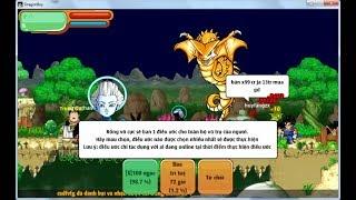 Lần Đầu Gọi Rồng Thần Vô Cực Nhận Ngay 1000 Ngọc | Ngọc Rồng Online