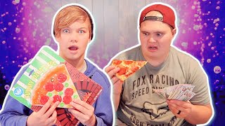 IF You EAT IT, I'll PĄY for IT! Gummy vs Real