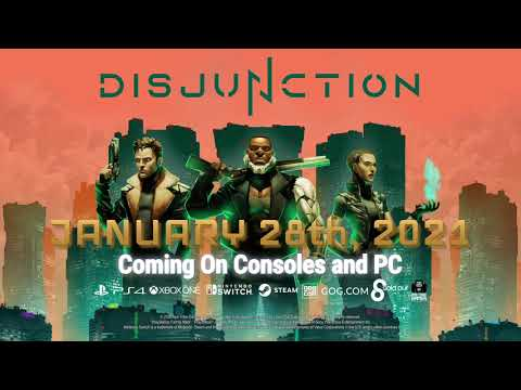 Disjunction - Gameplay Walkthrough Trailer | ESRB