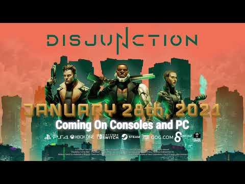 ORIGINAL (DO NOT USE) Disjunction - Gameplay Walkthrough Trailer   ESRB