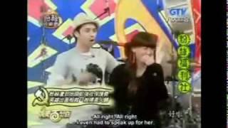 Xiao Zhu and Hu die jie jie 3rd MV