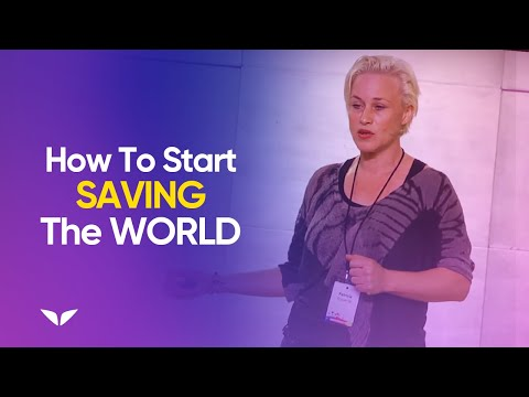 Why We Need to Step Up and Start Saving the World