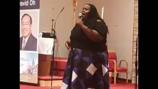 Psalmist Corinthia