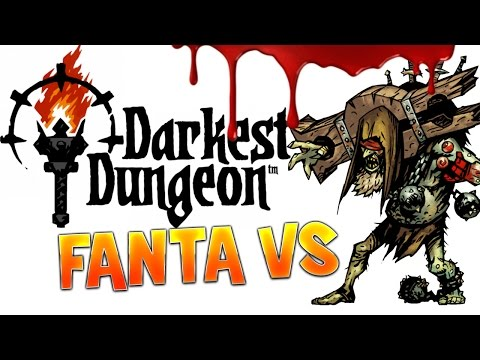 Darkest Dungeon - Fanta VS Le Prophète (Run Boss en Live)