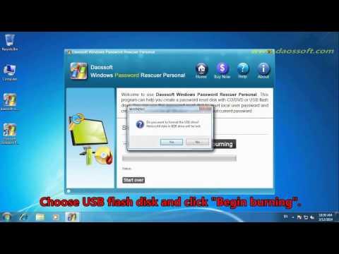 Windows Password Unlocker For Windows XP, 7, 8, 8 1, Vista