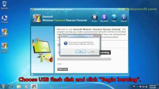Windows Password Unlocker for Windows XP, 7, 8, 8 1, Vista