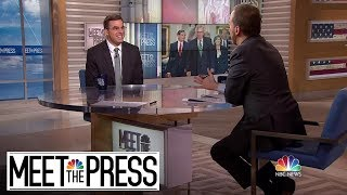 Full Amash: 'Large Segment Of The Population' Unrepresented By Pres. Candidates | Meet The Press