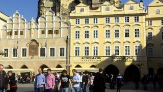 Prague - Old Town Square - Czech Republic [High Definition]