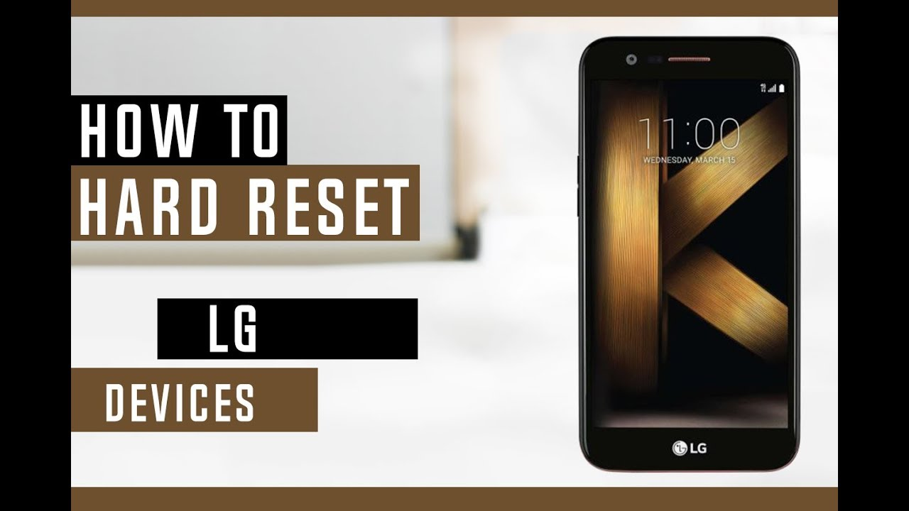 How To Hard Reset LG Aristo MS210N MetroPCS - Swopsmart