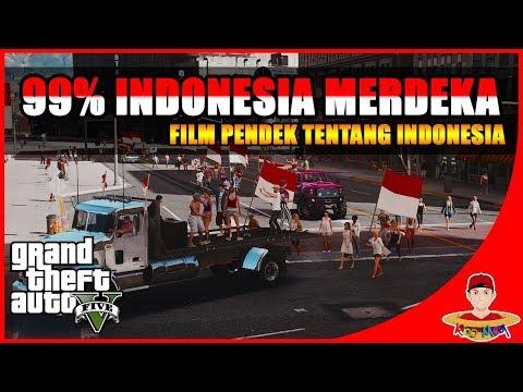 FILM GTA V 99% INDONESIA MERDEKA ke-72 !!