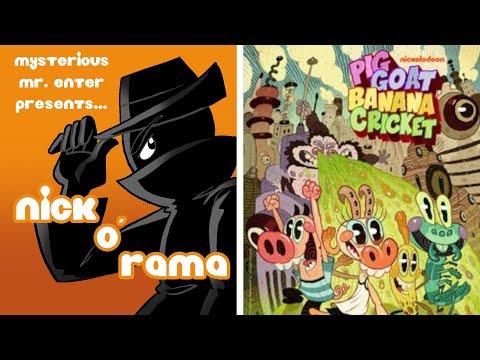 Pig Goat Banana Cricket Review   Nick-O-Rama