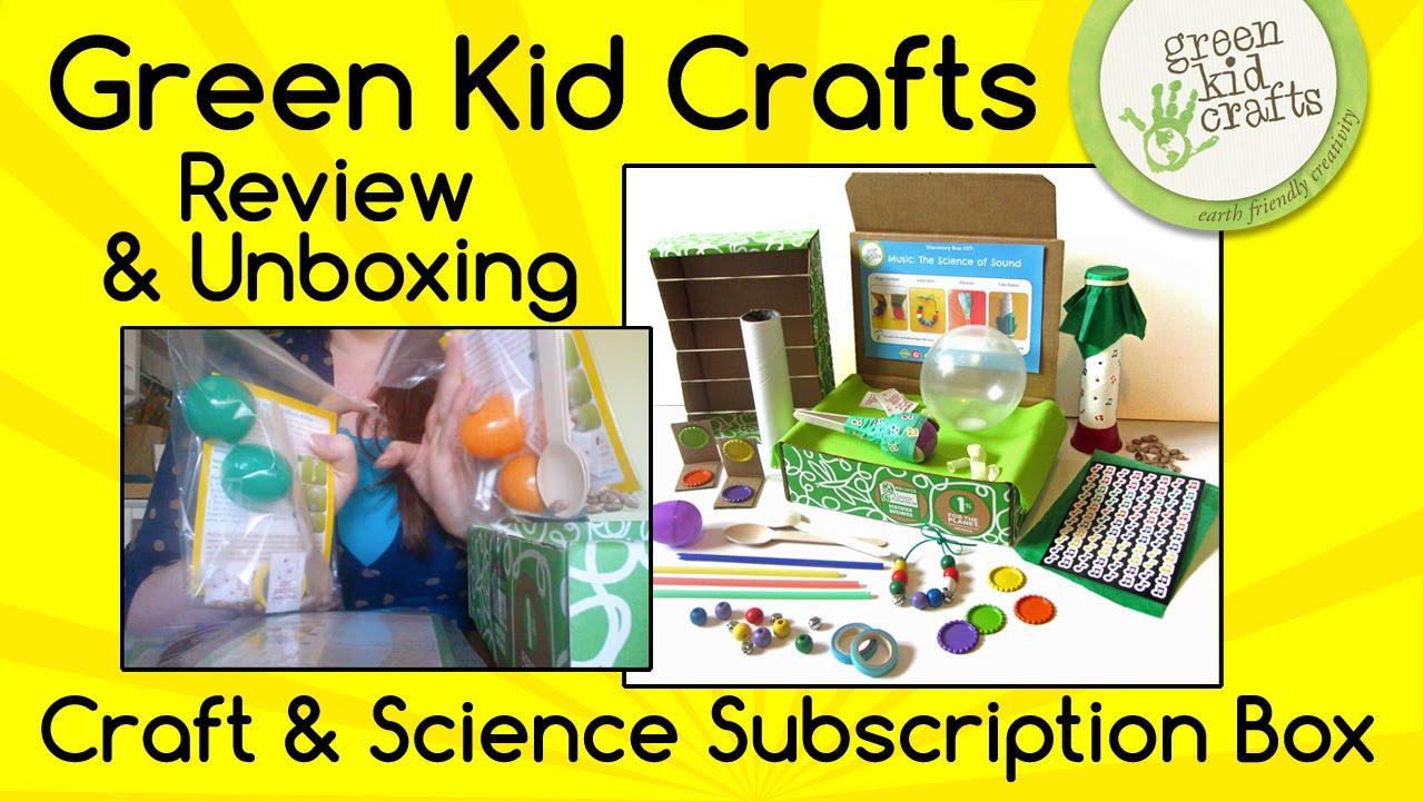 Cancel Green Kid Crafts