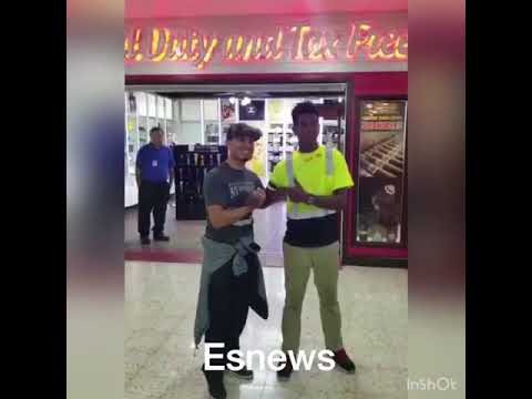 Mikey Garcia Lands In Belize For Charity Work - esnews boxing