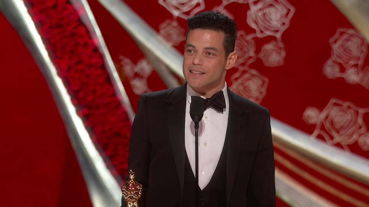 Download Rami Malek wins Best Actor