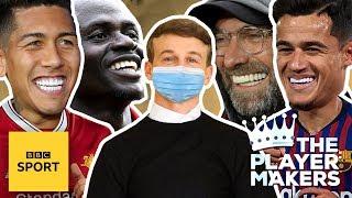Klopp, Firmino & Mane: Meet the dentist making Liverpool's stars shine   BBC Sport