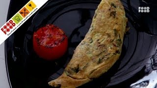 Baby Spinach Omelette | Food Food India - Fat To Fit | Healthy Recipes